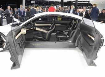 سعر معقول جداً لسيارة بورش ميشن E المتطورة القادمة