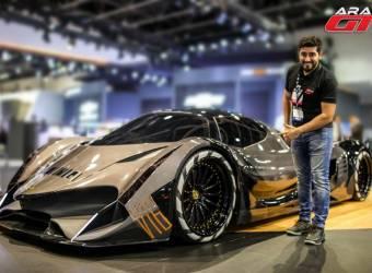 دبي تشهد على إطلاق مجموعة من سيارات ديفيل 16 العجيبة الجديدة