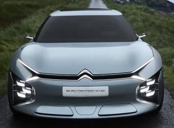 لمحة عن أحد السيارات الفخمة القادمة في المستقبل