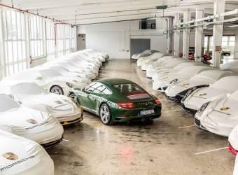 اعرف كم سيارة بورش 911 صنعت في العالم حتى الآن