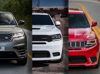 سيارات دفع رباعي تزيد حيرة من يرغب بشراء سيارة جديدة
