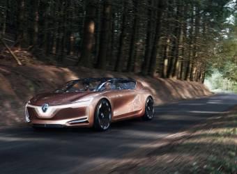 رينو سيمبيوز سيارة جديدة تعكس مفهوم ورؤية التنقلية للعام 2030