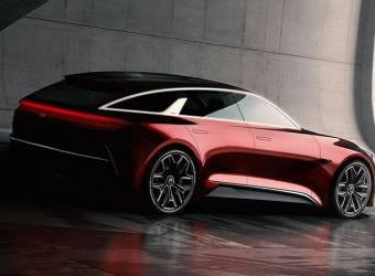 كيا بروسيد سيارة جديدة بتصميم مستقبلي مميز للغاية