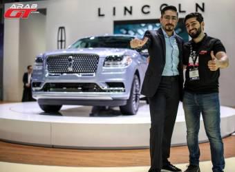 لينكون تقدم نجمتها نافيجيتور 2018 الجديدة كلياً في معرض دبي