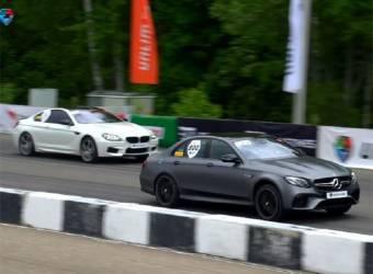 M6 و RS7 معدلتان تسابقان مرسيدس E63 AMG الجديدة
