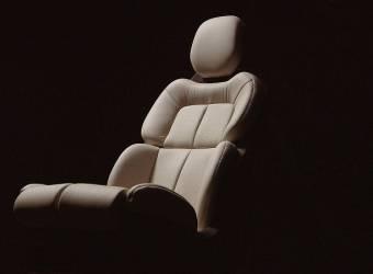 لينكولن تقدم مقعد سيارة يمتلك 30 وضعية للجلوس