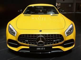 الكشف عن مرسيدس AMG GT S و AMG GT C 2018