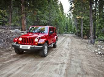 جيب رانجلر-Jeep Wrangler 2013