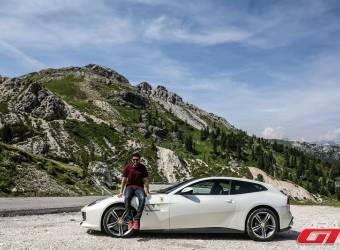 GTC4 Lusso أكثر سيارات فيراري تطوراً حتى الآن