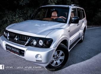 شركة Vilner تقدم أفخم داخلية لسيارة ميتسوبيشي باجيرو