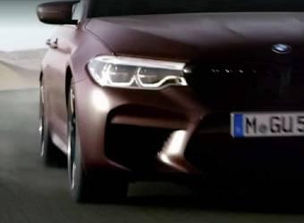 M5 الجديدة كلياً تتفاخر بسرعتها من خلال فيديو محمس قبل إطلاقها