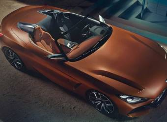 BMW Z4 جديدة ترسم المستقبل بتصميم رياضي مميز للغاية
