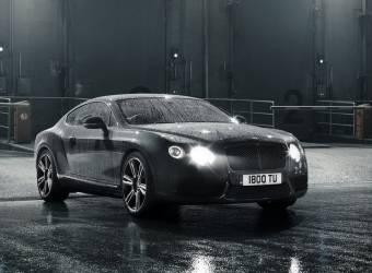 بنتلي كونتينينتال GT V8 2013