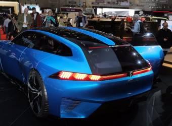 أجدد سيارات بيجو تكشف عن تصاميم المستقبل القريب
