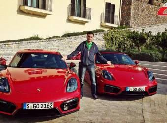 تجربة قيادتنا لسيارتي بوكستر GTS وكايمان GTS طراز 2015