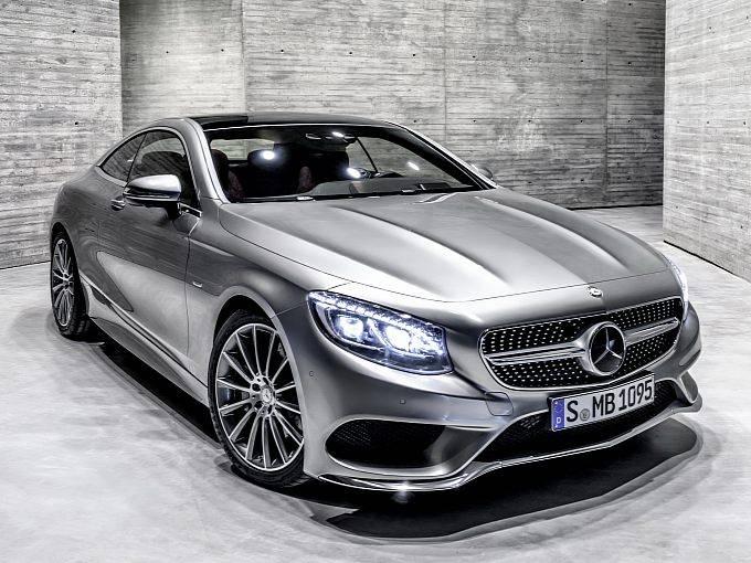 فيديو وصور سيارة مرسيدس S63 AMG كوبيه,Mercedes-Benz S63 AMG Coupe2015