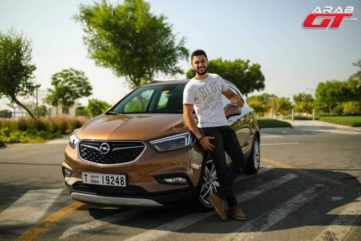 اوبل موكا اكس Opel Mokka X 2017
