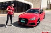 اودي ار اس3 Audi RS 3 2017