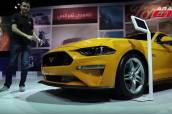 سيارات فورد في معرض دبي الدولي للسيارات 2017