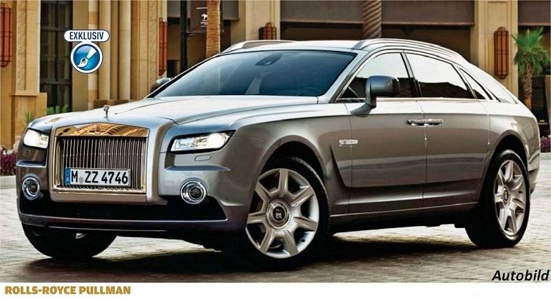 تسريب سعر اول سيارة SUV من رولز رويس