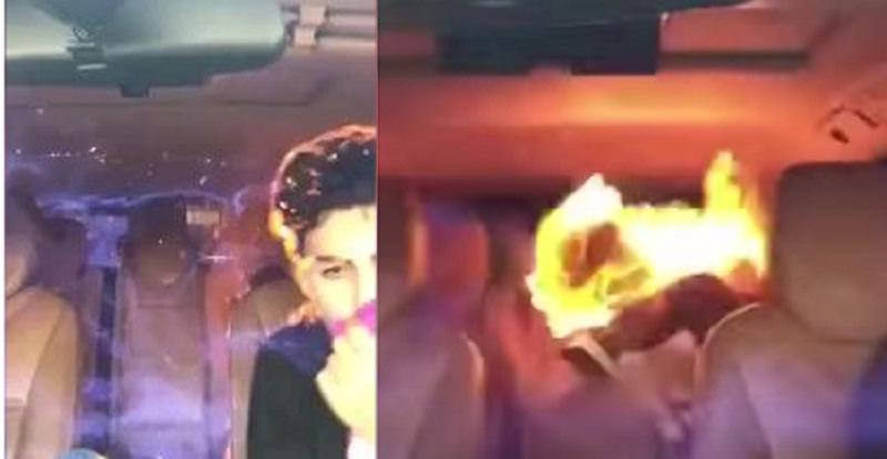 الدفاع المدني السعودي يحذر المواطنين بعد انتشار هذا الفيديو المروع