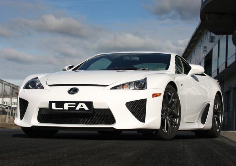 لكزس LFA الجديدة