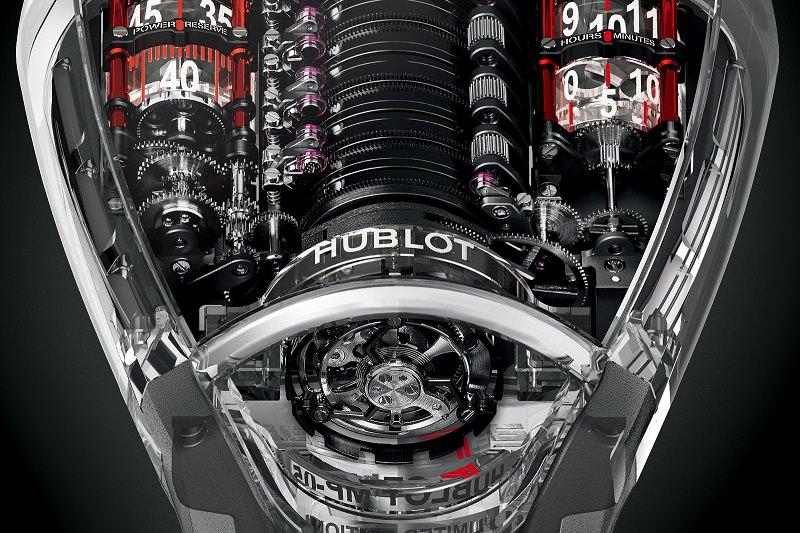 222f455d6 ساعة هوبلوت لافيراري أغلى من السيارات الخارقة | ArabGT