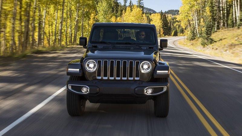 سعر سيارة Jeep Wrangler