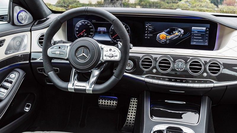 2018 arabgt for Mercedes benz s680