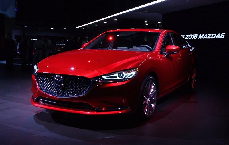 Mazda Cx 3 2019 >> مازدا 6 2018 الجديدة تحصل على محرك تيربو | ArabGT