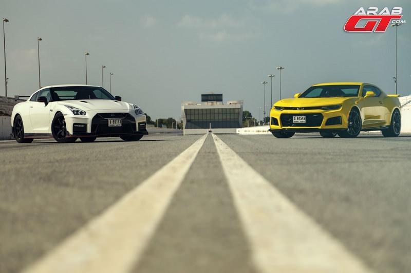 تحدي سباق سيارات