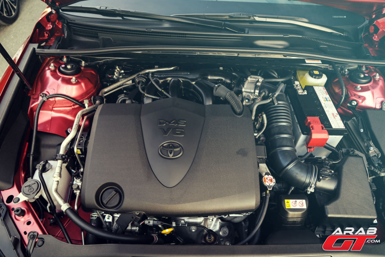 محرك كامري V6