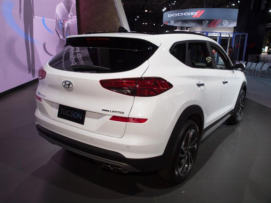 سيارة توسان ليمتد 2019