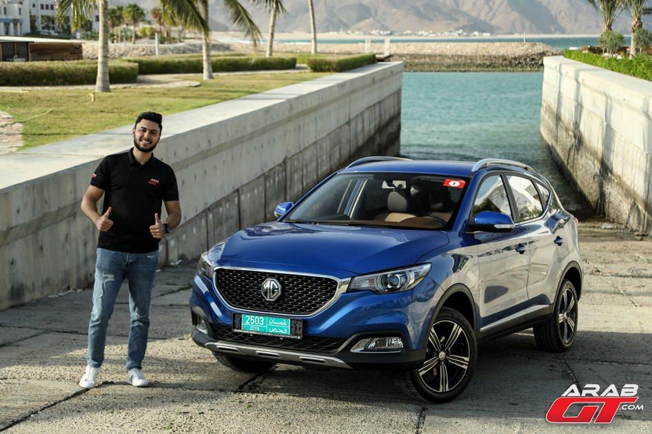 مغامرتنا مع سيارات ام جي الرخيصة الجديدة في الطبيعة العربية الخلابة
