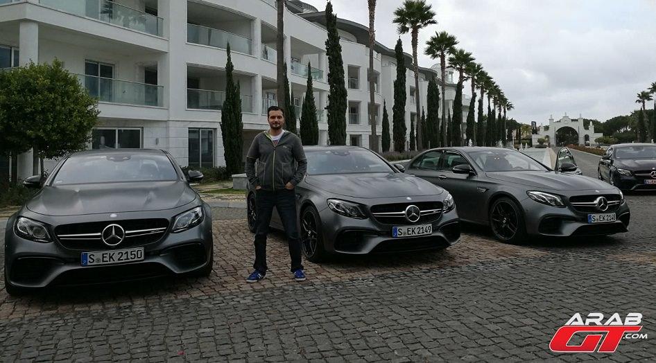 مرسيدس E63 AMG 2018