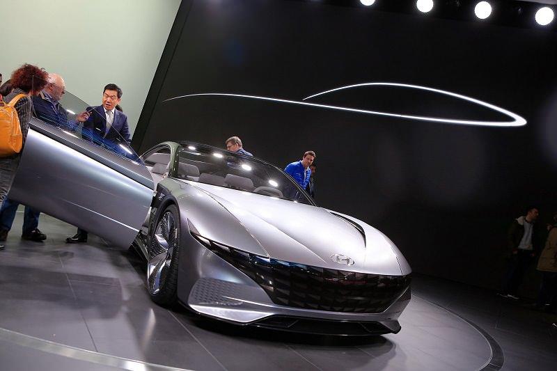 سوناتا 2020 >> هونداي سوناتا 2020 الجديدة كليا القادمة قد تكون مذهلة التصميم لهذا الحد