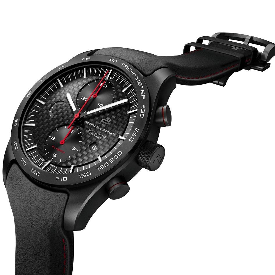 55c5e7480cd12 بورش ديزاين تطلق ساعات يد فاخرة مستلهمة من السيارات الرياضية من صنع ...