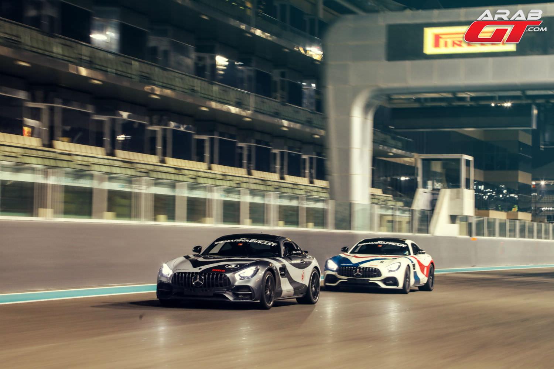 سيارات مرسيدس AMG جديدة