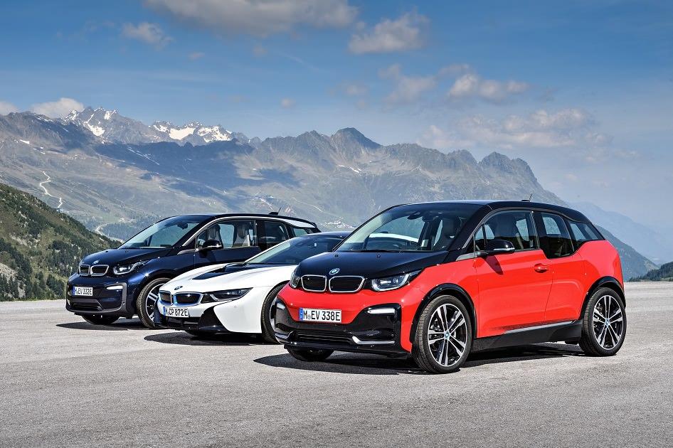 سيارات BMW i