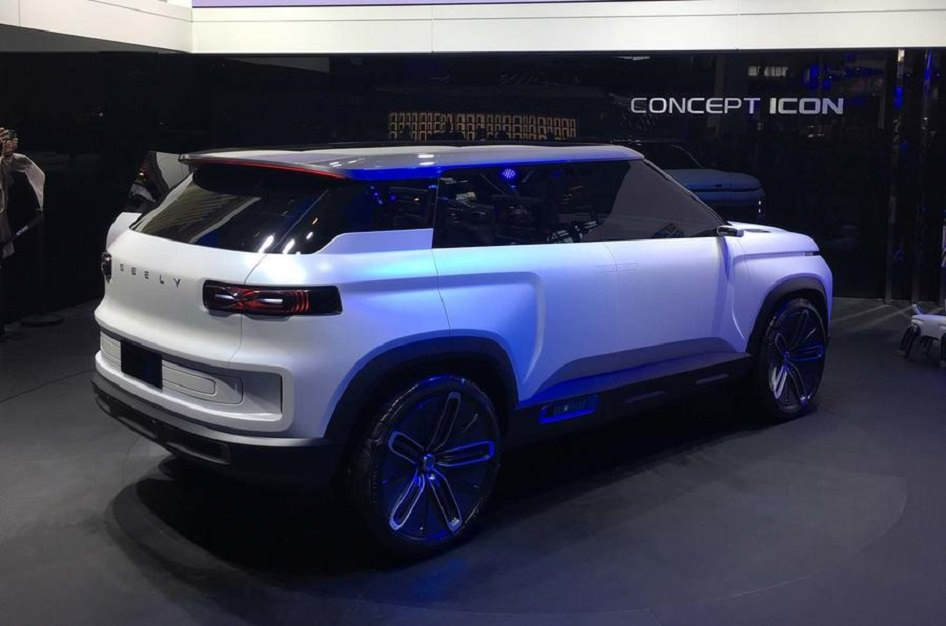 سيارة جيلي 2019