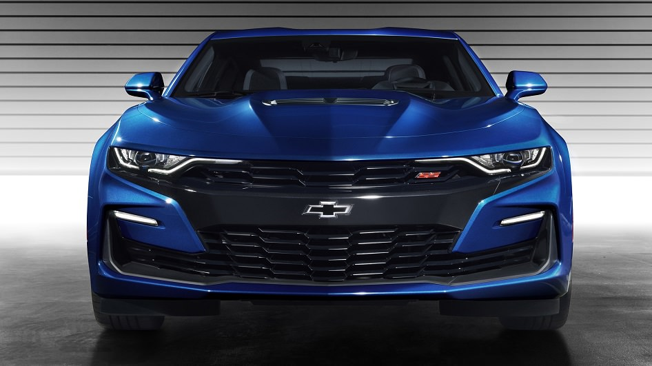 سيارة العضلات الأمريكية كمارو 2019 المحدثة تظهر رسمياً على