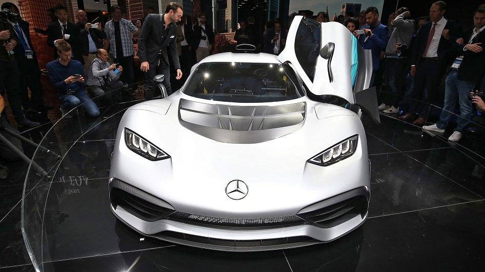سيارة مرسيدس ايه ام جي 2019