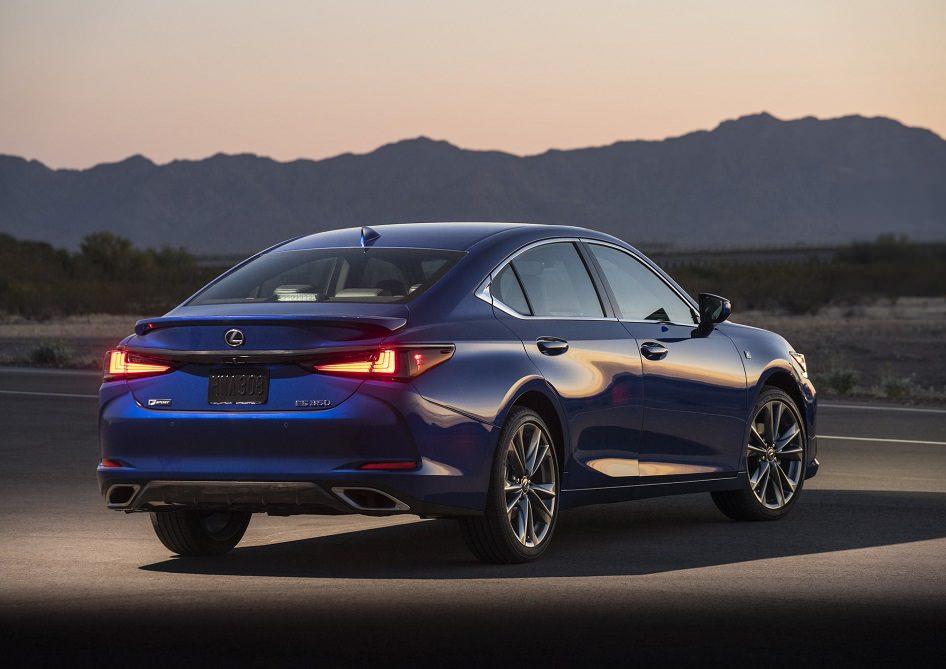 Lexus Is 350 >> لكزس ES 2019 الجديدة كلياً تكشف عن نفسها رسمياً لتعلن تحديها للسيارات الألمانية