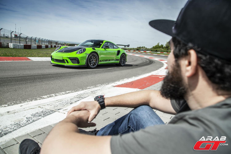 بورش 911 GT3 RS جديدة