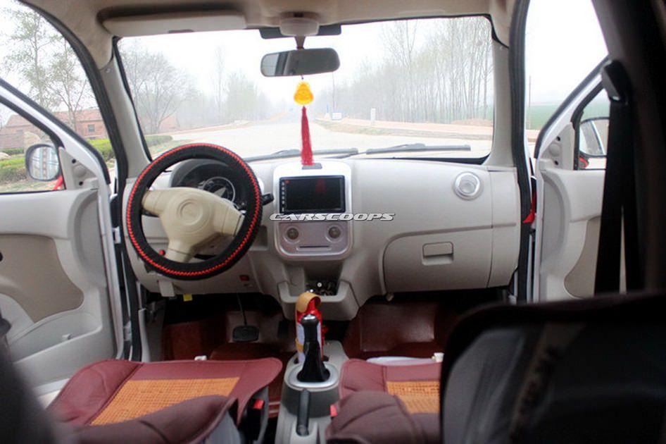 داخلية سيارة صينية