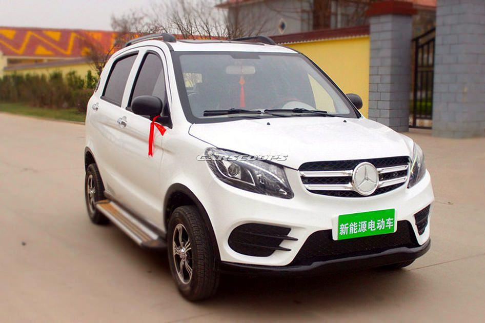 سيارة صينية