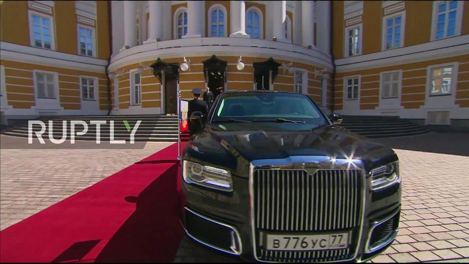 سيارة فلاديمير بوتين