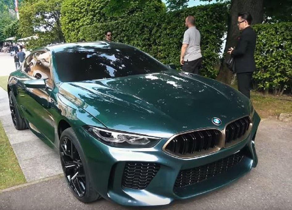 سيارة M8 2020