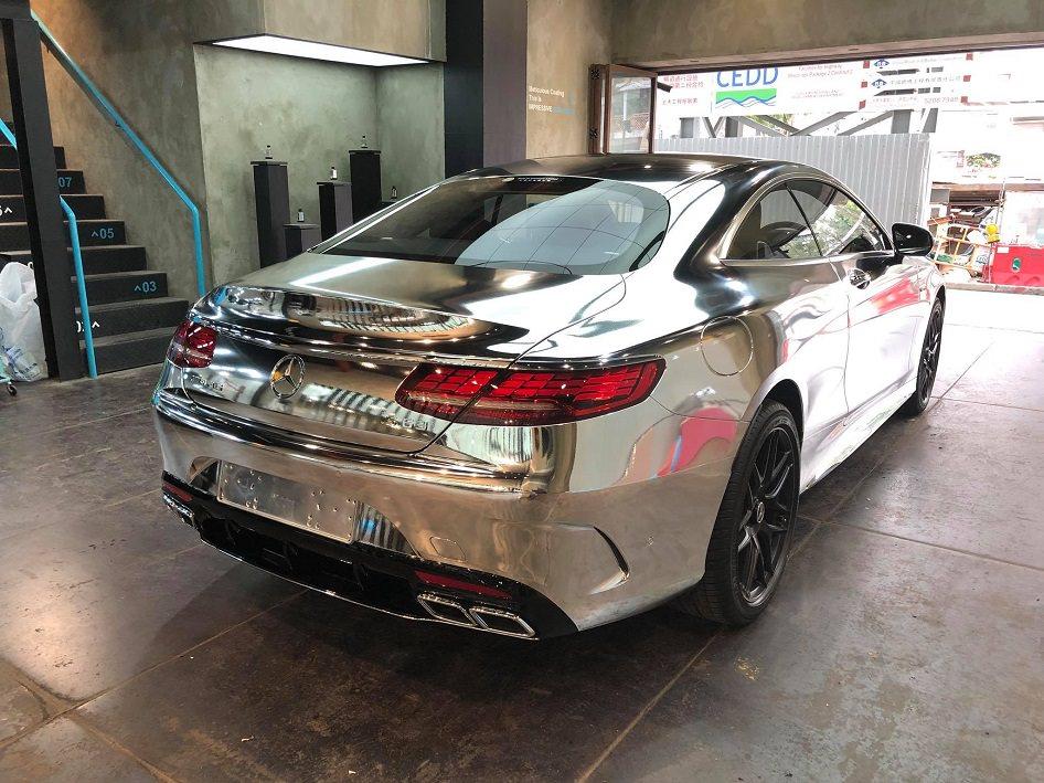 سيارة S63 AMG كوبيه 2018