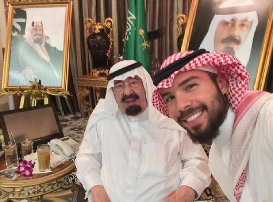 الأمير بدر ال سعود